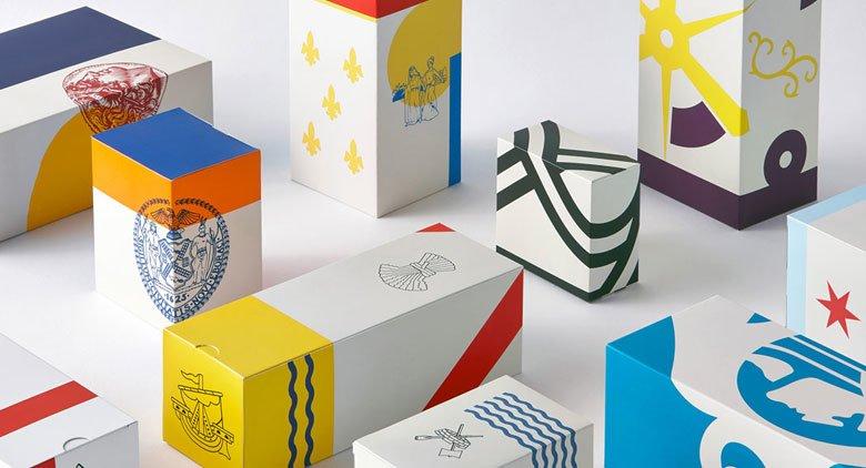 طراحی و چاپ بسته بندی و جعبه سازی